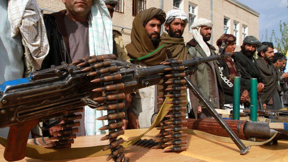 Ehemalige Taliban-Kämpfer: Neue Bewegung in der Dauerkrise
