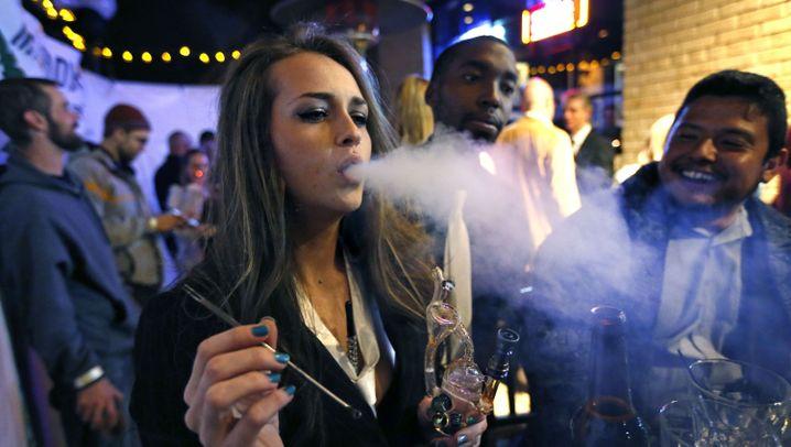 Premiere in den USA: Colorado gibt Marihuana-Verkauf frei