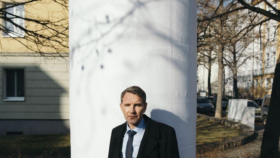 """AfD-Politiker Höcke: """"Ich habe mich ein bisschen verloren"""""""