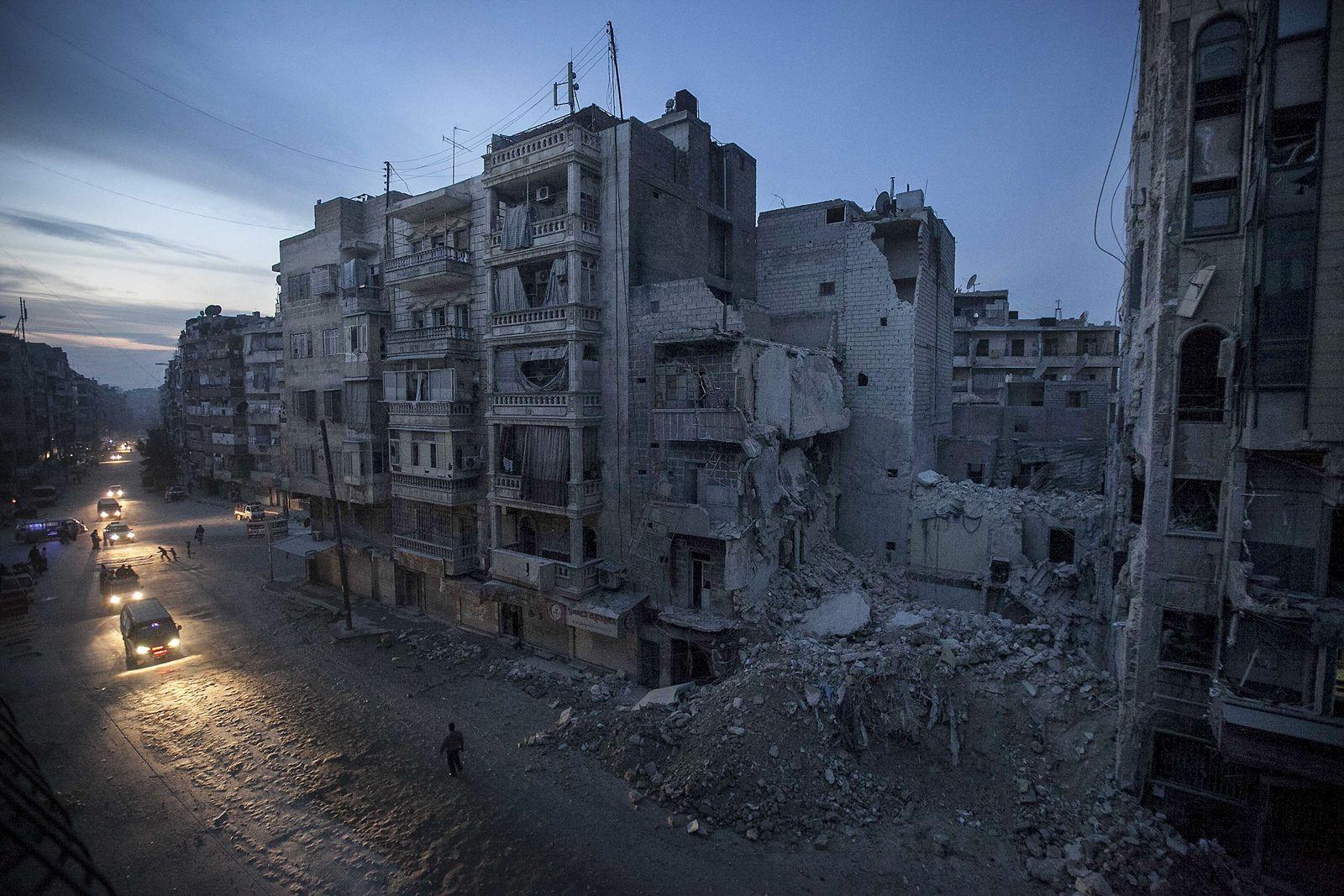 Syrien Aleppo