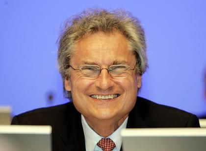 Henning Kagermann has been sole chairman of SAP's executive board and CEO since 2003.