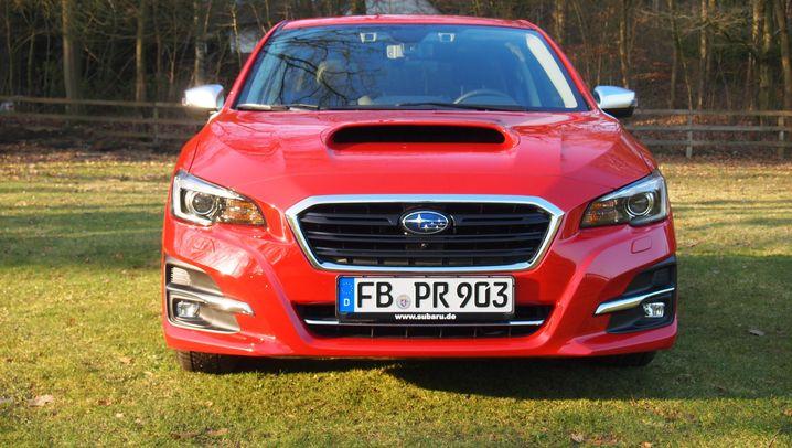 Subaru Levorg: Hutzenplotz