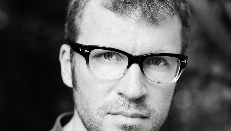 Der Schriftsteller Andreas Maier ringt darum, mit sich selbst vertraut zu werden und vielleicht auch mit der Welt.