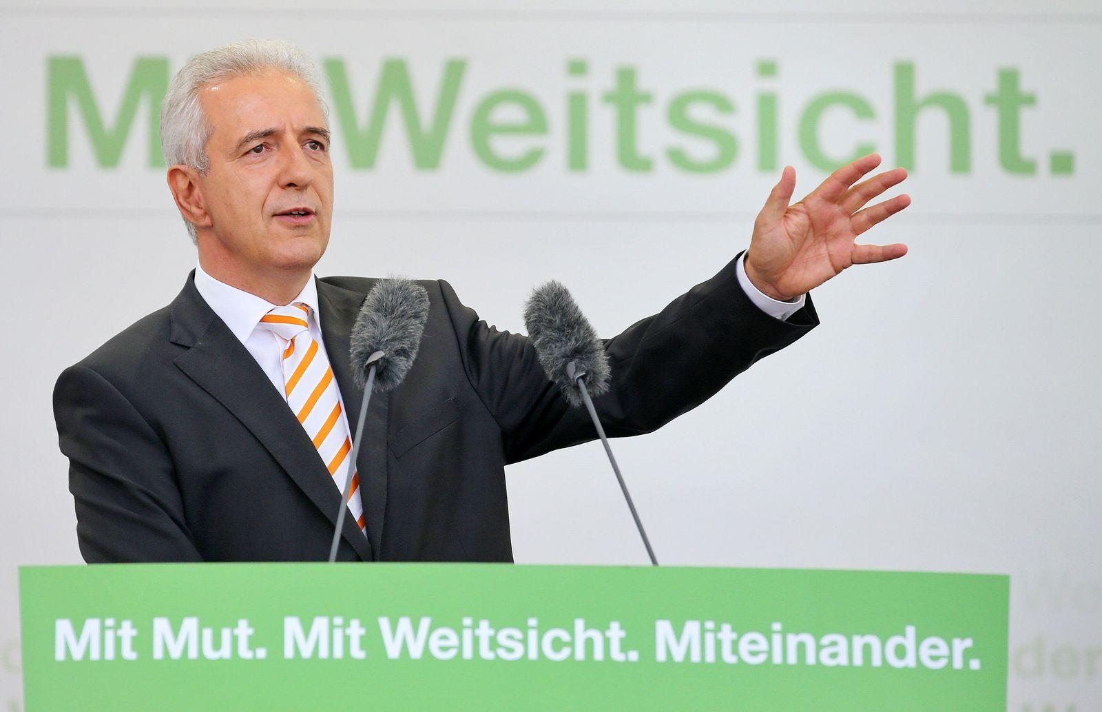 Landtagswahlen in Sachsen - Tillich