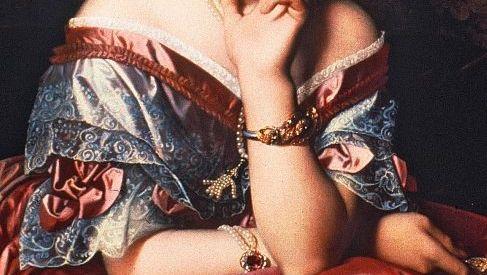 Rothschild-Porträt von Ingres
