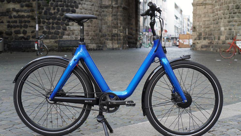 Klick und weg - das E-Bike Muto
