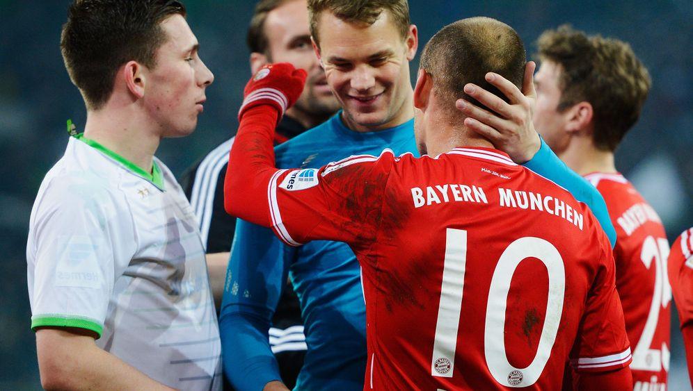 Gladbach vs. Bayern: Nicht schön, aber erfolgreich
