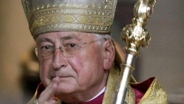 Photo Gallery: German Bishop Offers Resignation