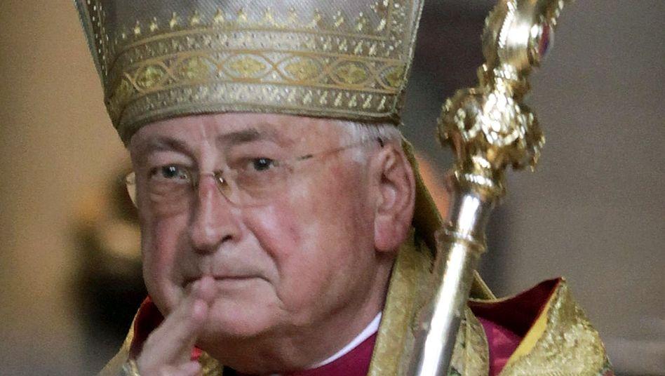 Rücktritt von Bischof Mixa: Nix ist geklärt