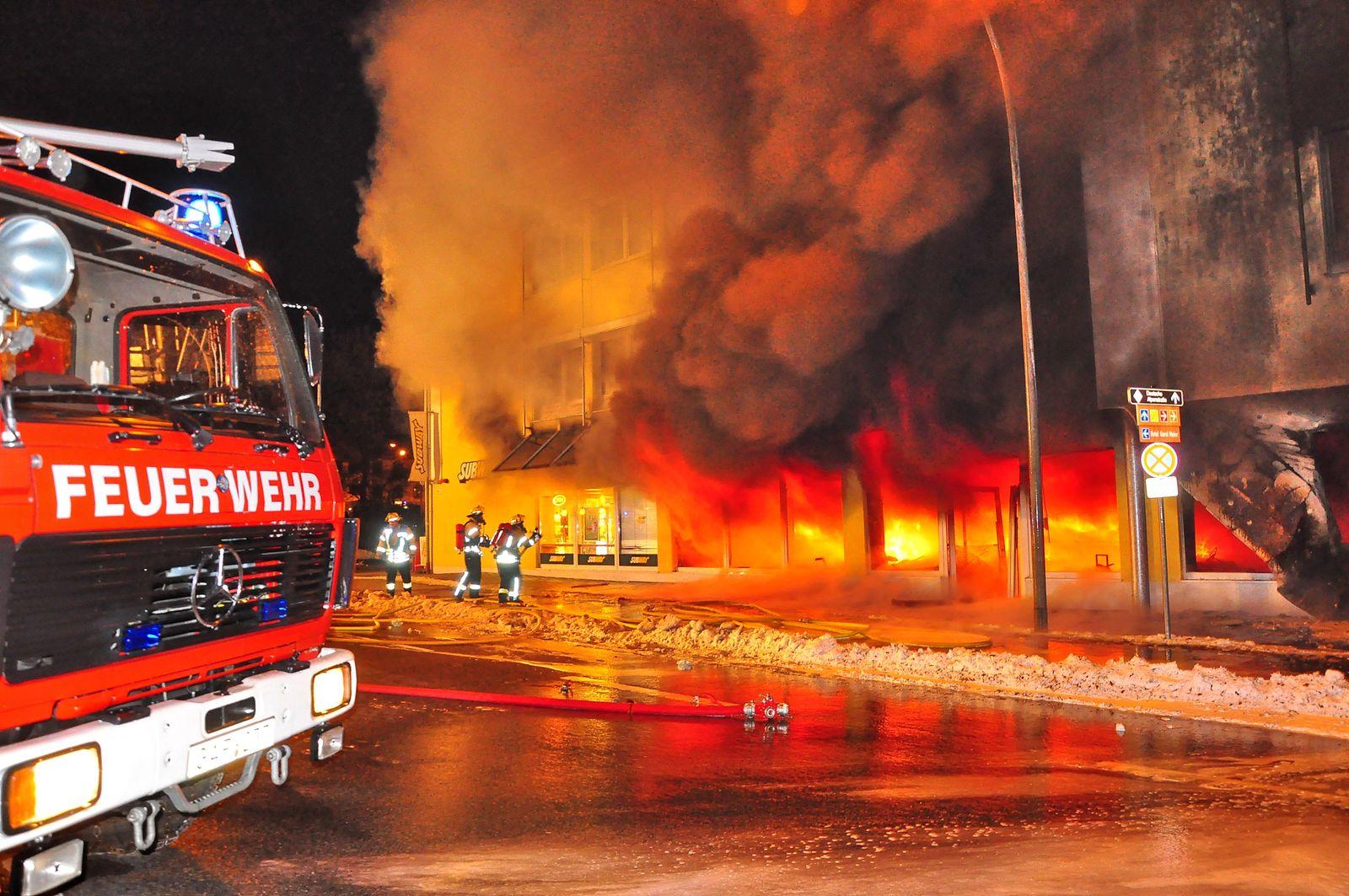 Berufsgruppen / Feuerwehr