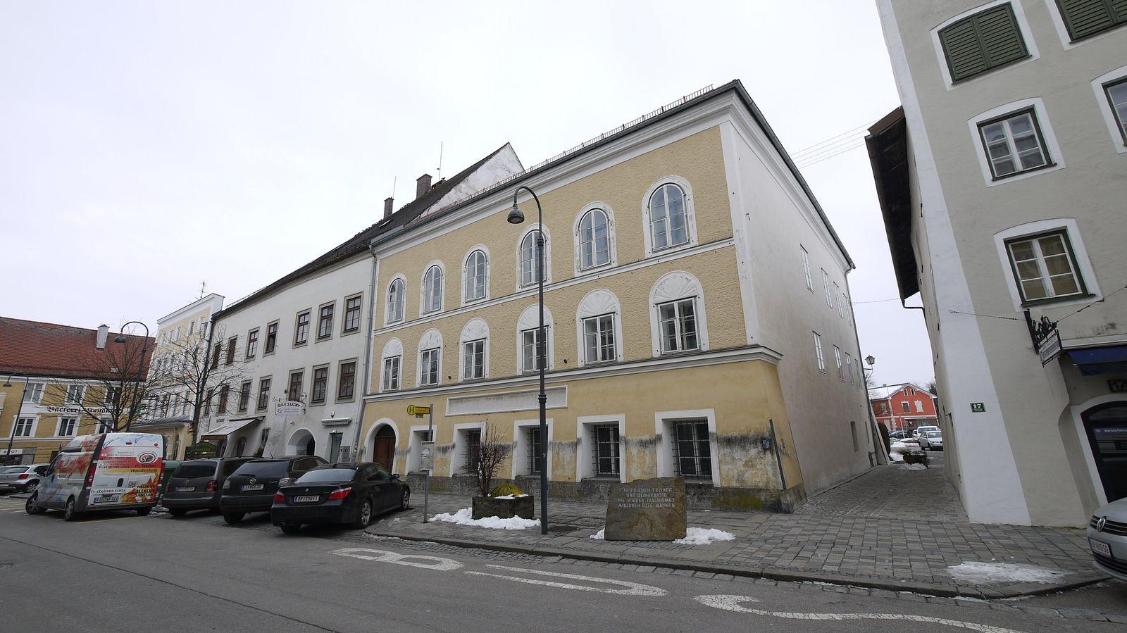 Hitlerhaus in Braunau