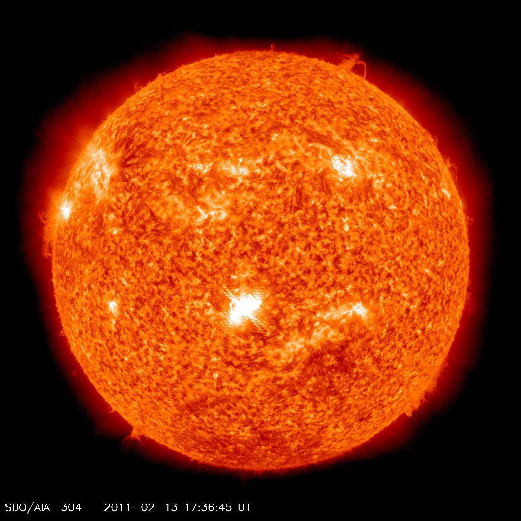 Sonneneruption