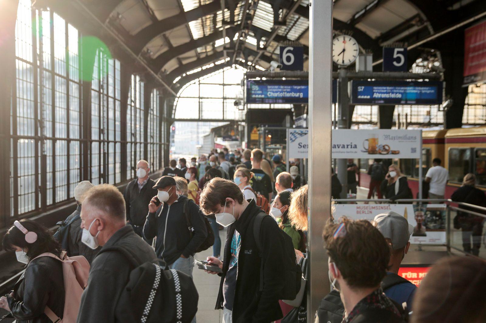 Train Drivers Launch 48-Hour Railway Strike
