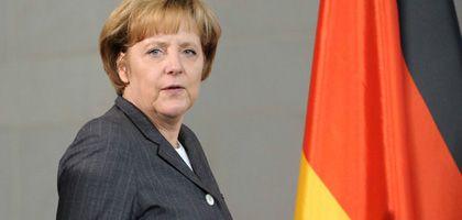 """Bundeskanzlerin Merkel: """"Nach Lösungsmöglichkeiten suchen"""""""