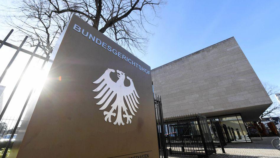 Bundesgerichtshof in Karlsruhe: Das oberste Zivilgericht musste über den Fall entscheiden
