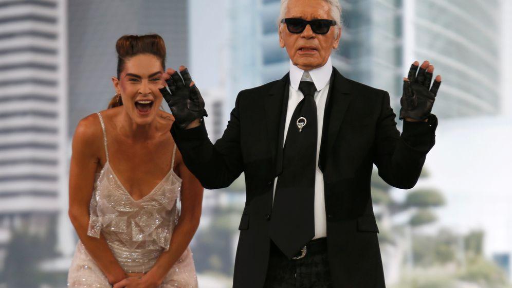 Modemacher: Lagerfeld lästert über dicke Frauen
