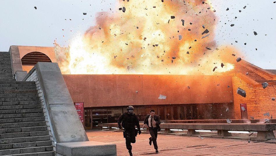 """Szene aus Actionthriller """"Tenet"""":Rund 500 Millionen Dollar bis zur Gewinnzone"""