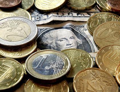 Euro-Münzen: 53 Prozent sehen die Währung als Teuerungsfaktor