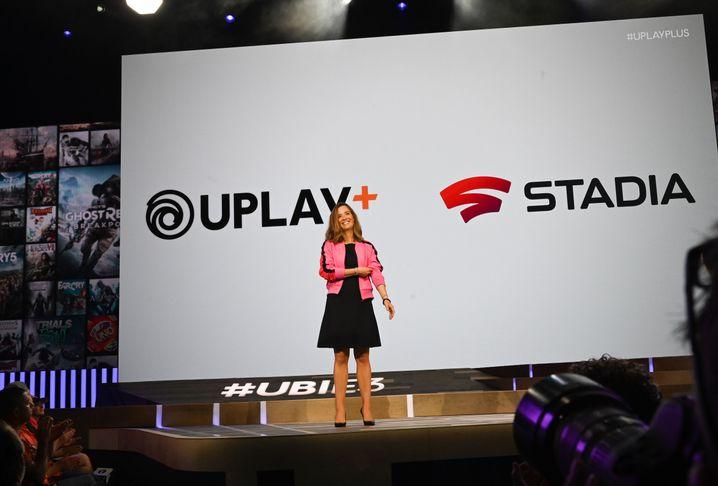 Zwischen Ubisofts Uplay+ und Googles Streaming-Dienst Stadia wird es eine Kooperation geben
