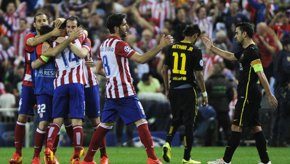 Atlético wirft Barça raus: Der Fluch des Titelverteidigers