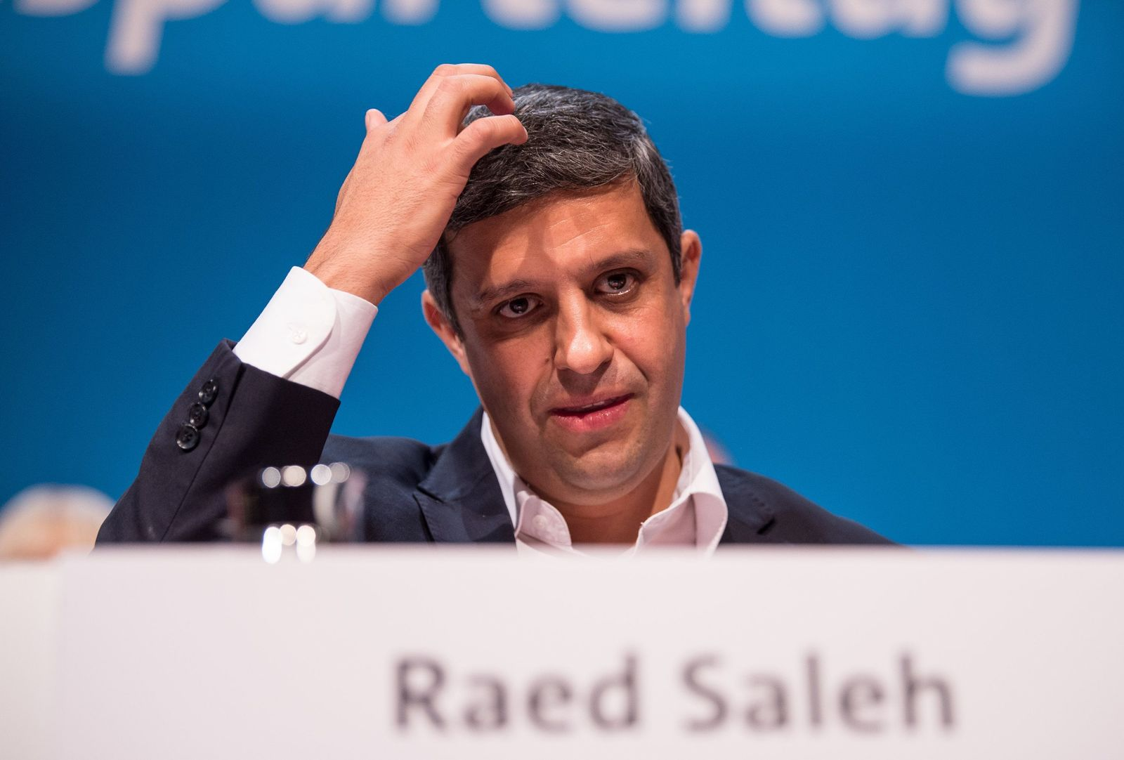 Raed Saleh SPD Berlin