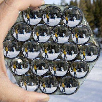 Adobes 3D-Objektiv: Eine Linse wie das Auge eines Insekts