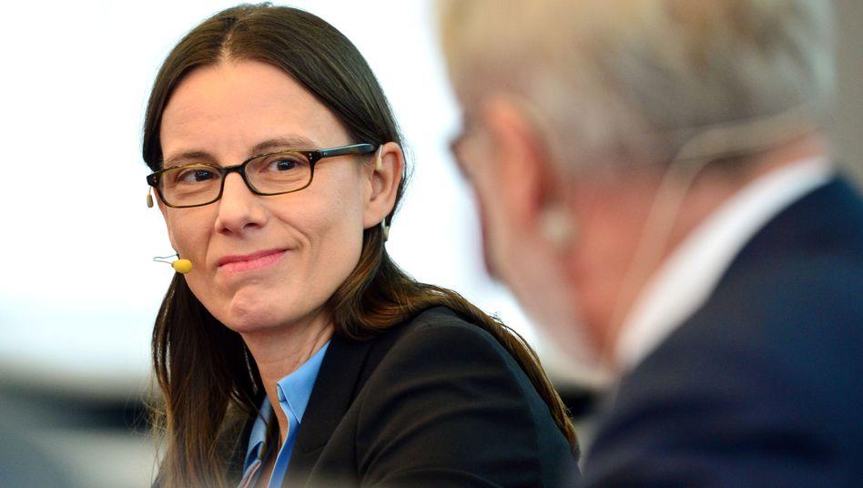 Staatssekretärin Katrin Suder