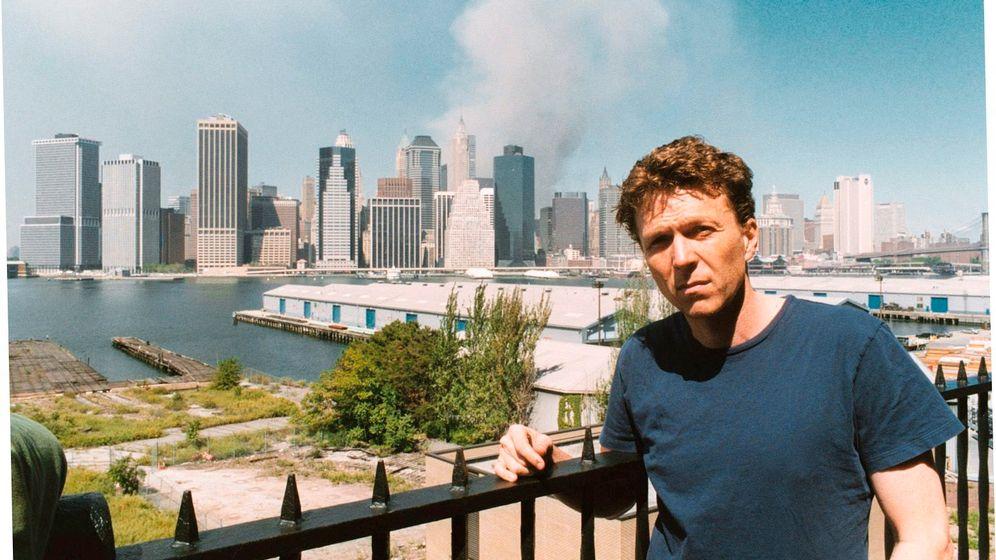 SPIEGEL-Reporter Osang in New York im September 2001: »Get lost«