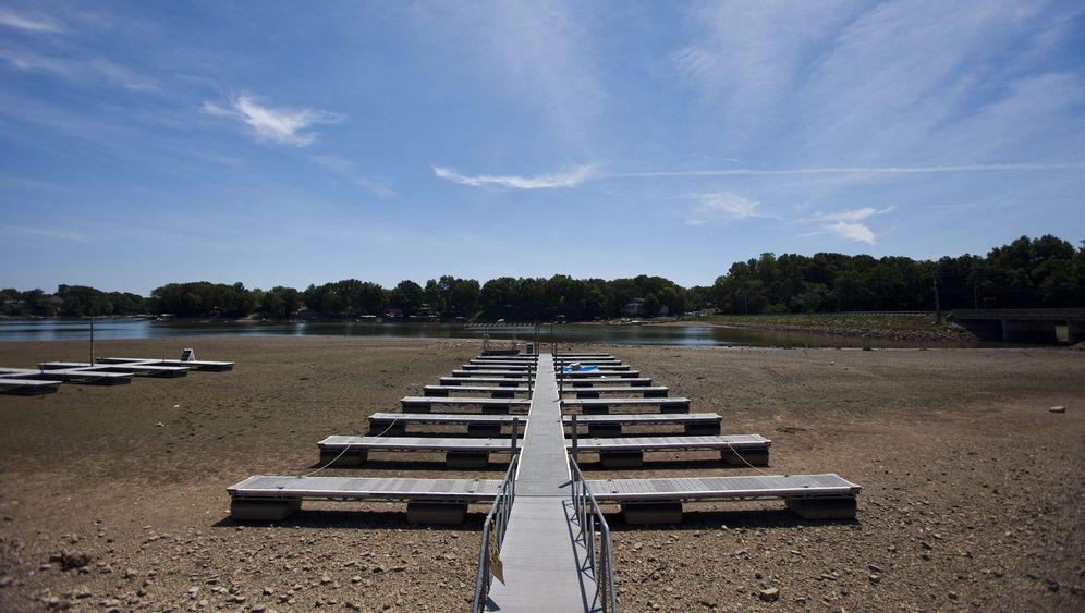 Dürre in den USA: So heiß und trocken war es noch nie