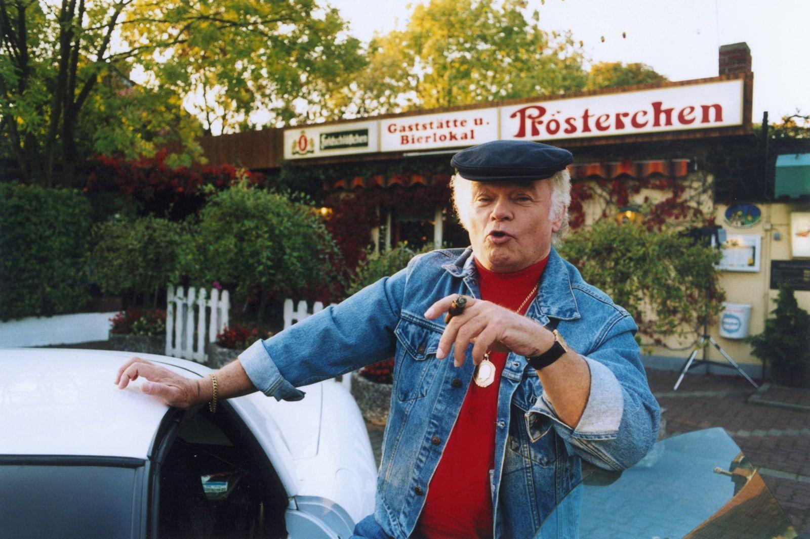 Humoristen des Nordens - Fips Asmussen - ein Humorist aus Niedersachsen