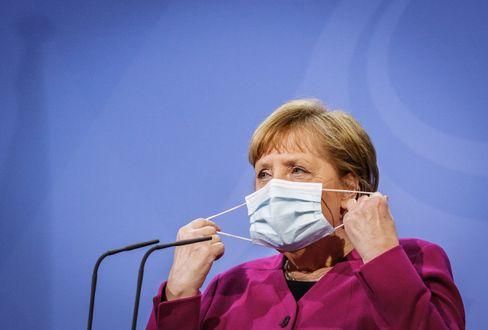 Kanzlerin Merkel und die Coronapolitik: Nerven behalten, Kurs durchziehen