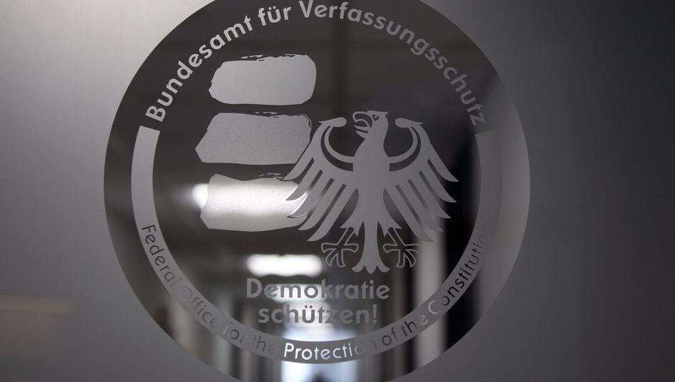 Emblem des Bundesamtes für Verfassungsschutz