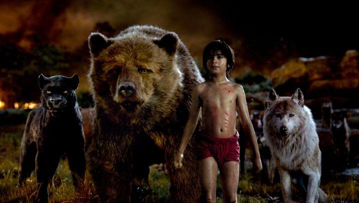 """Neuer """"Dschungelbuch""""-Film: Welt mit Schatten"""