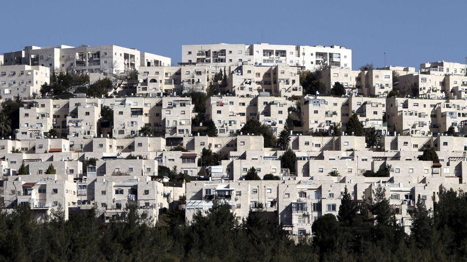 """Israelische Siedlung in Ost-Jerusalem: """"Nach internationalem Recht illegal"""""""