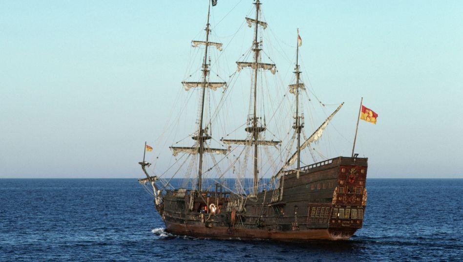 Schiffswrack San José: Der Milliardenschatz vor Kolumbien ist gefunden