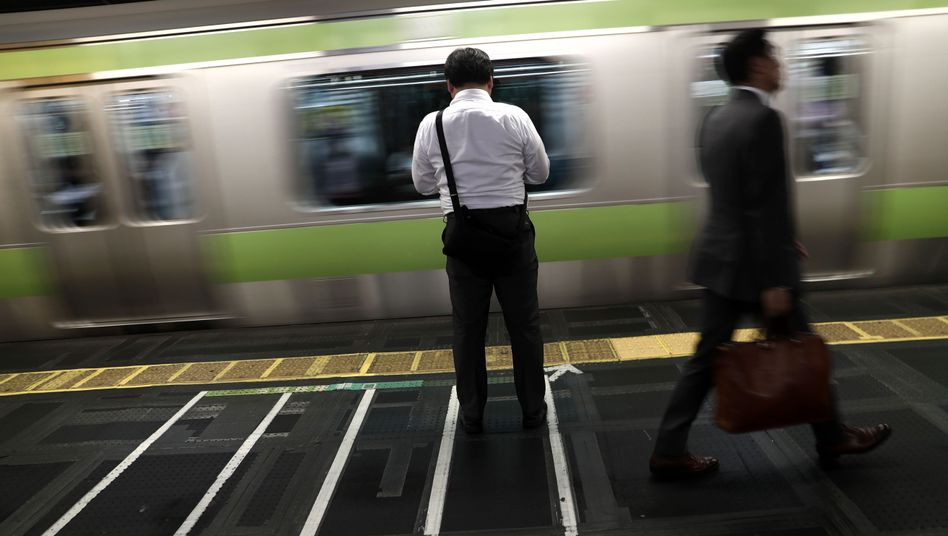 U-Bahn in Tokio (Archiv)