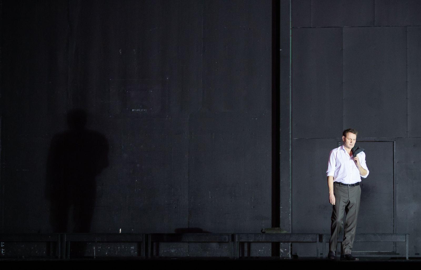 """Fotoprobe """"Ivanov"""" am Schauspielhaus"""