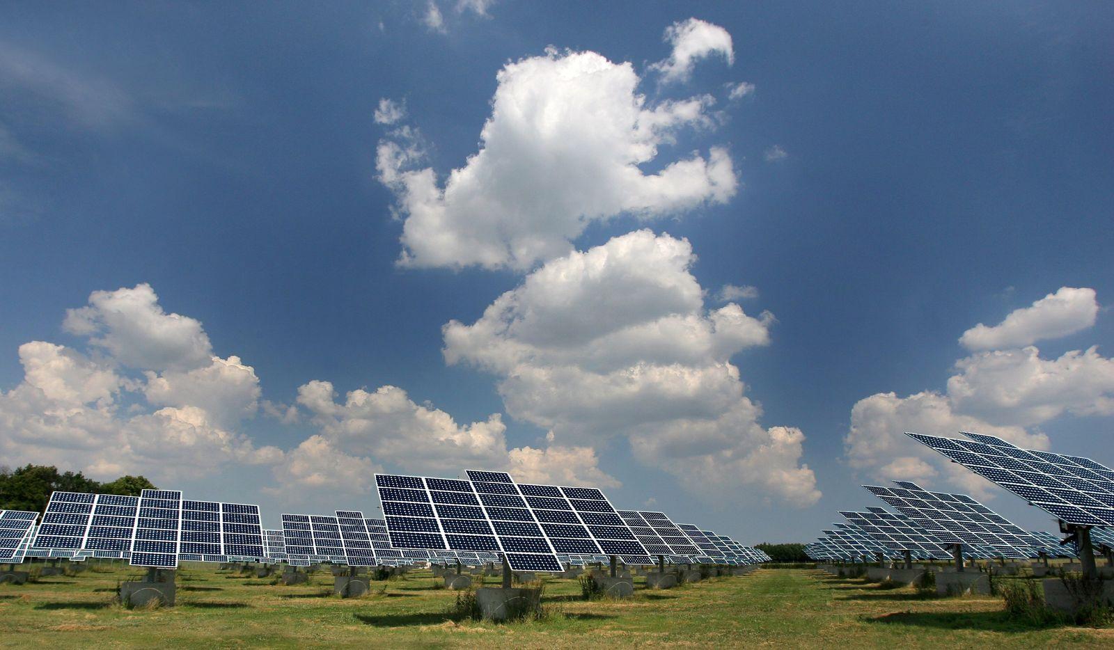 SolarWorld AG in Freiberg