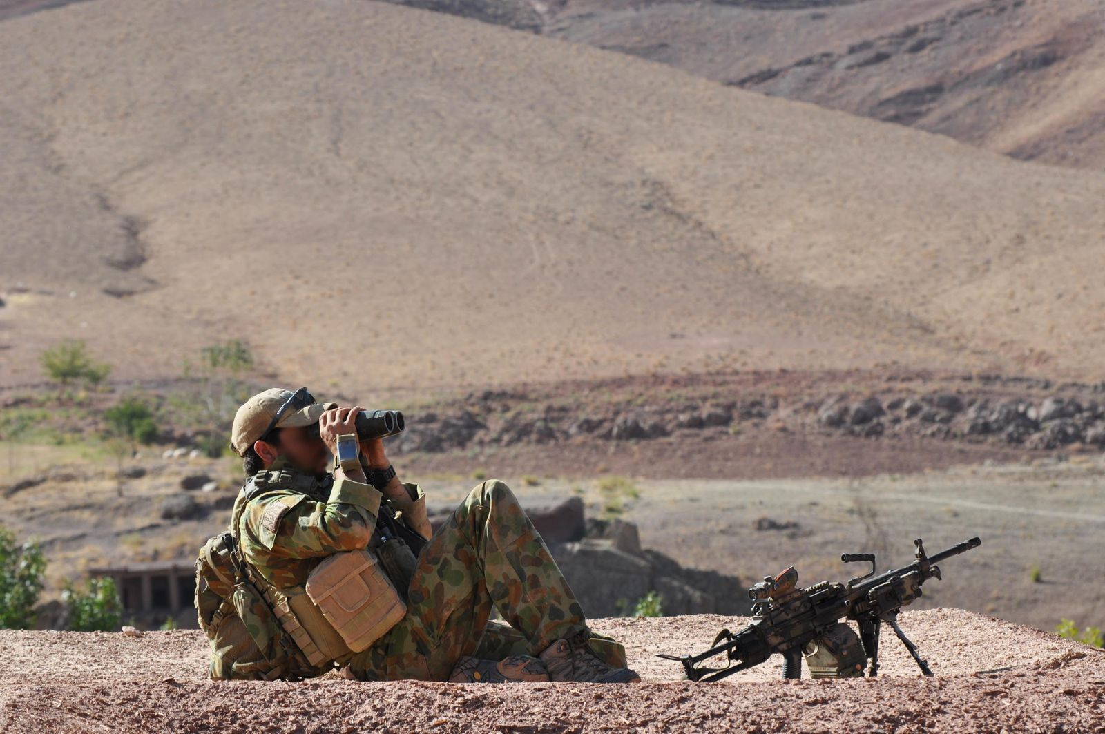 AFGHANISTAN-AUSTRALIA-DEFENCE