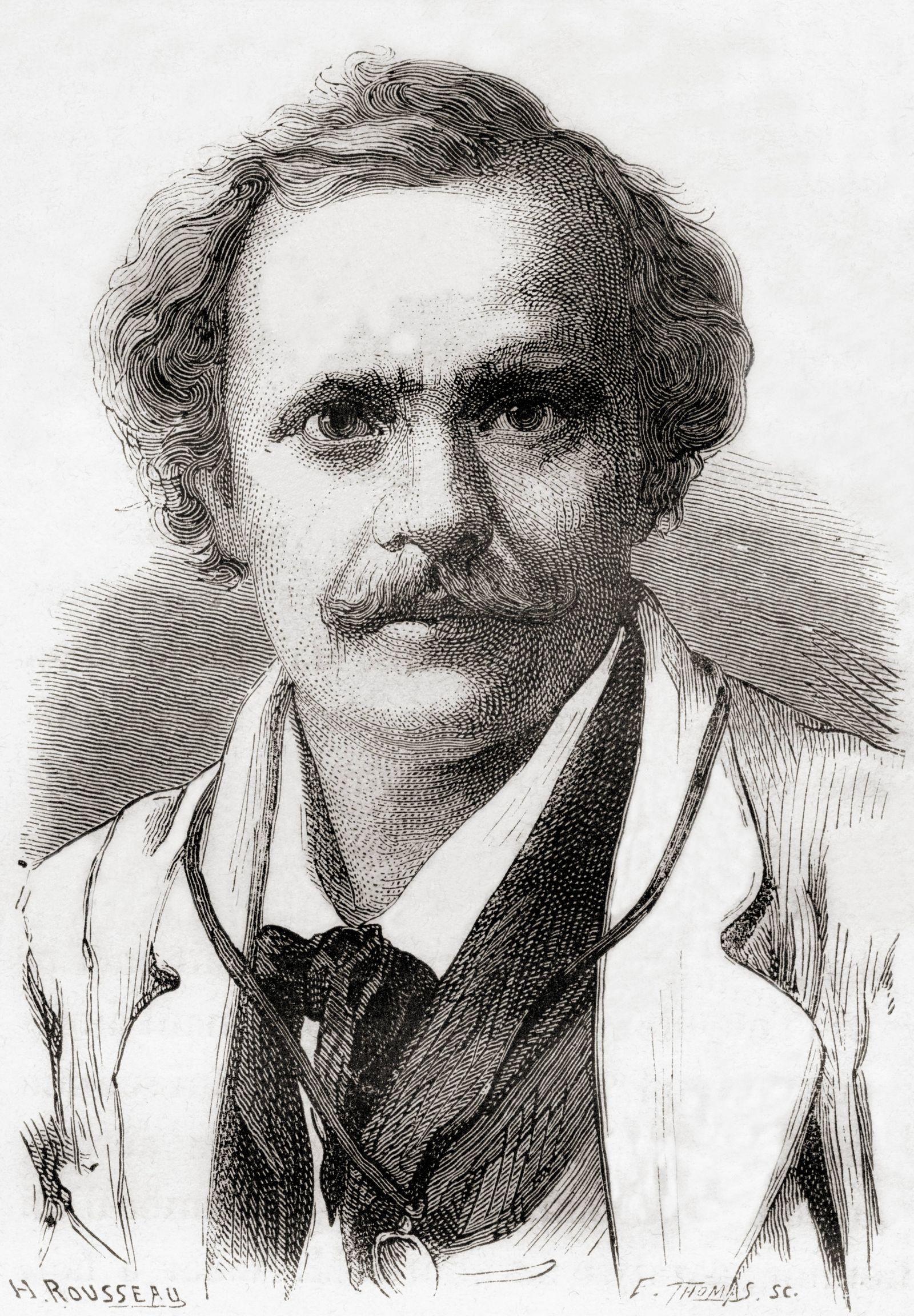 Nadar Was The Pseudonym Of Gaspard Felix Tournachon 1820 1910 French Photographer Caricaturist