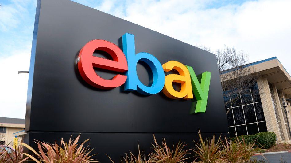 Ebay-Schriftzug (in San Jose): Mann aus Hessen legt Geständnis ab