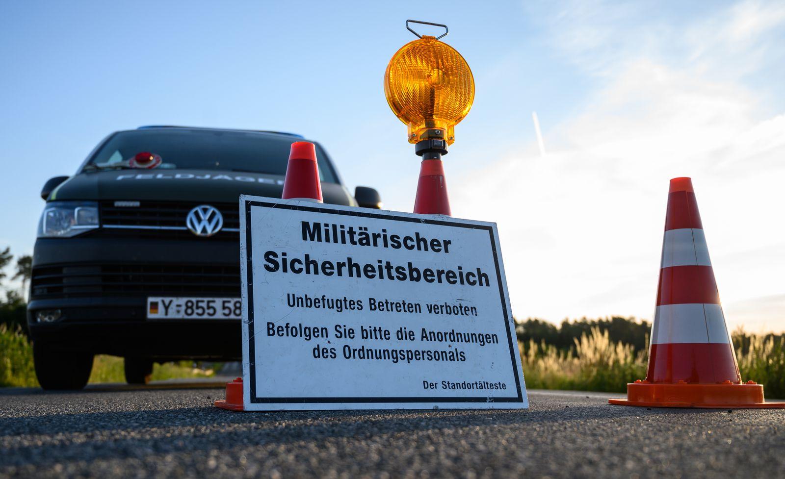 Eurofighter / Mecklenburg-Vorpommern