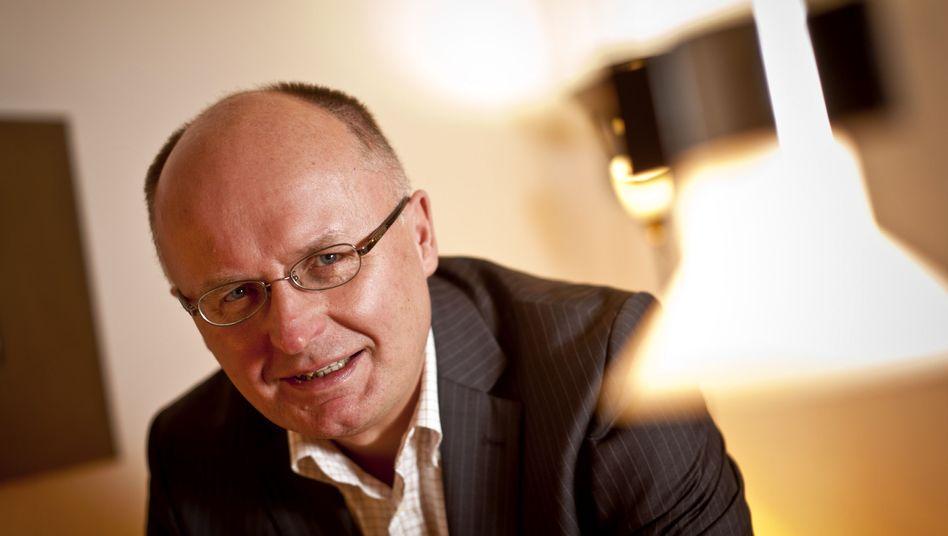 Rechtsanwalt Udo Vetter: Pirat in Nadelstreifen