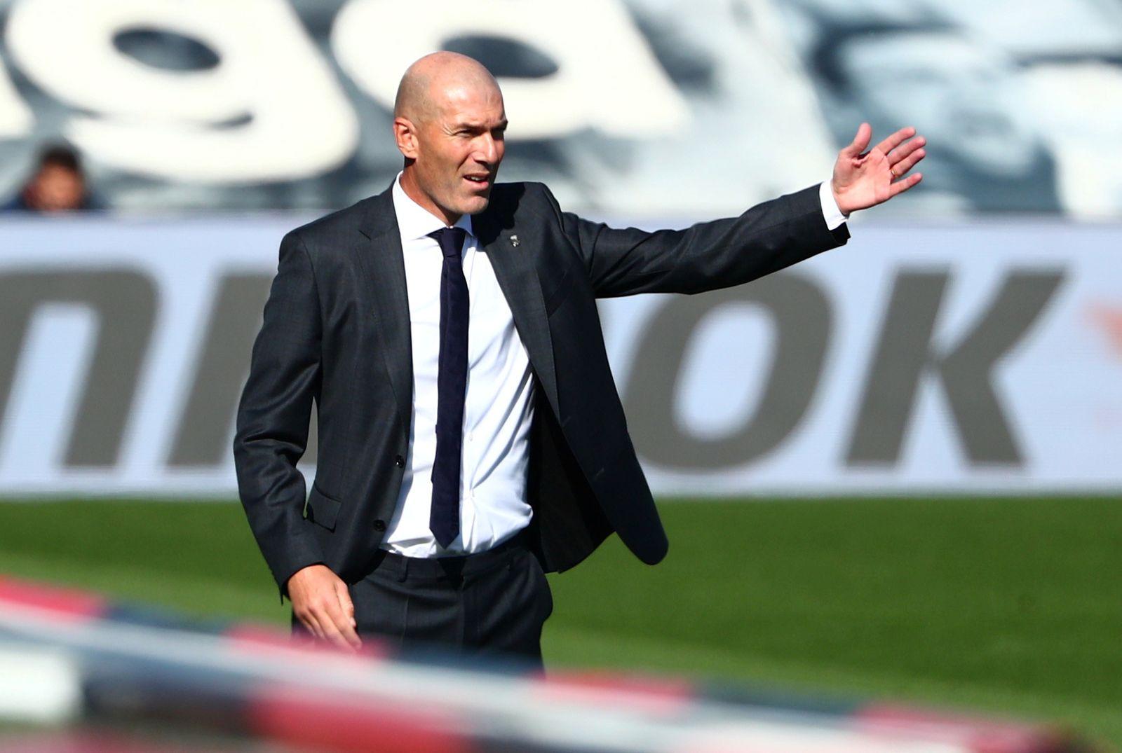 FILE PHOTO: La Liga Santander - Real Madrid v SD Huesca