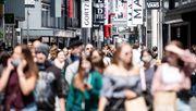 Konsumstimmung bessert sich nur noch langsam