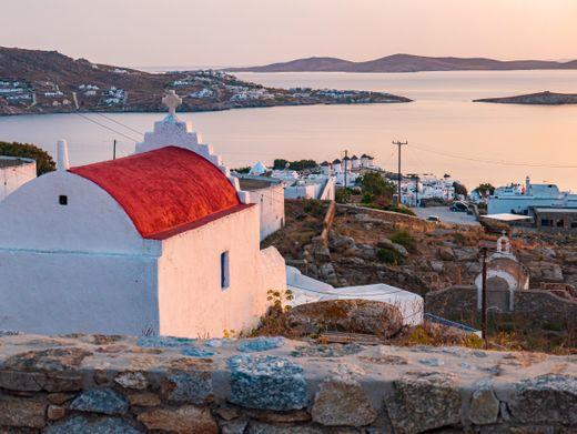 Mykonos: Nur wenige Hotels in Griechenland sind geöffnet.