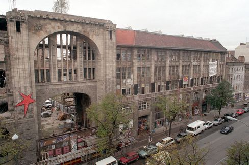 Tacheles has been a visitor magnet in Berlin for years.