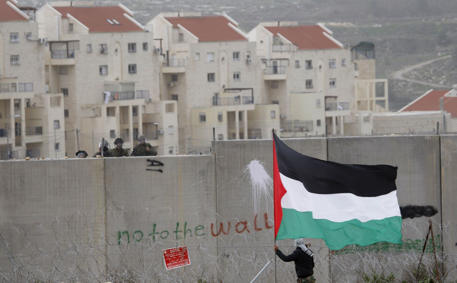 Israel/ Siedlungsbau