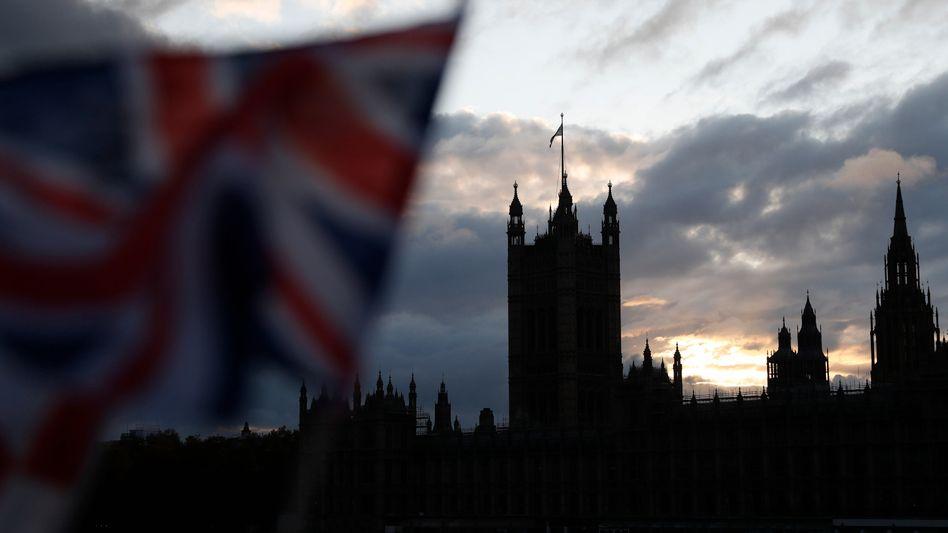 Parlament in London: Erst am 16. Dezember kommen die Abgeordneten wieder zusammen