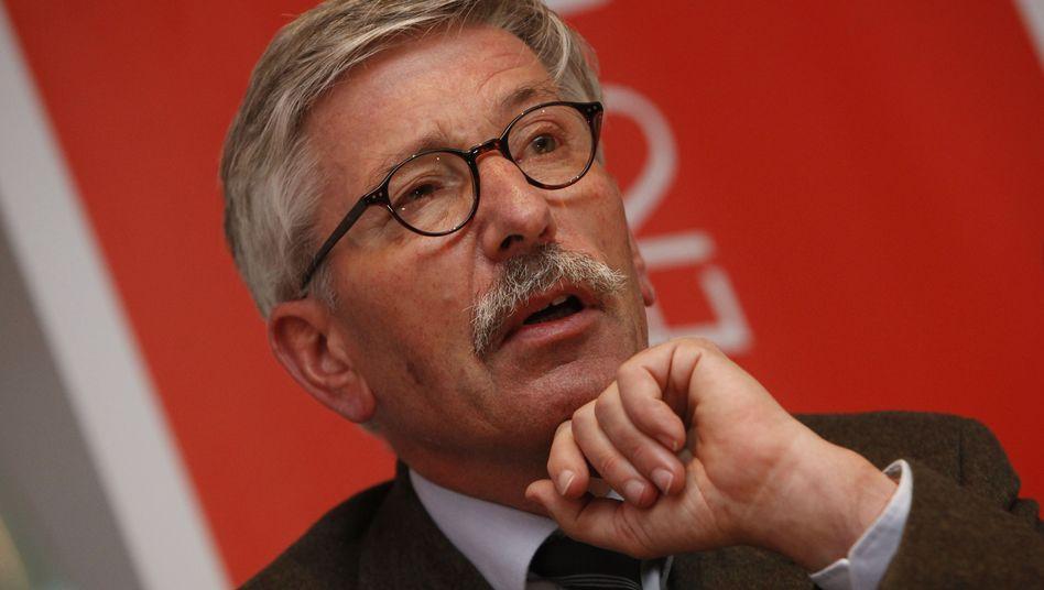 Bundesbanker Thilo Sarrazin: Interview mit Folgen